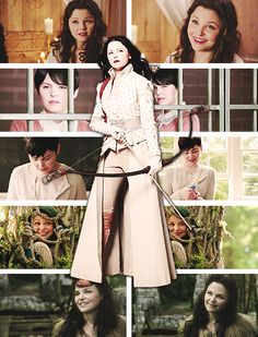 Snow White | Mary Margaret | Once Upon A Time | one of the best examples of how a princess isn't always a damsel in distress
