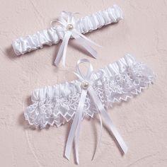 Sweet Art Bridal Garter Set