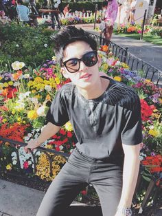 a foto mais linda que você verá hoje | Mingyu