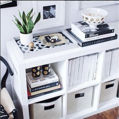 We Cant Wait To Try THIS At Home #refinery29 https://www.refinery29.com/organized-decor-inspiration#slide-2