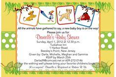 856 best baby shower wedding graduation invitation images on