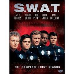 TV Shows From The 1970S   Crime TV: Crime TV Themes: S.W.A.T.