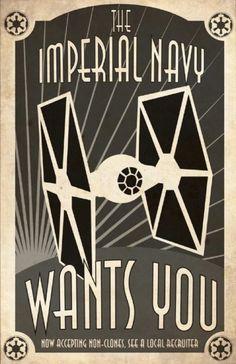 Star Wars Propaganda by Steve Squall
