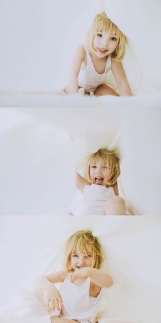Child photoshoot, kids shoot, fun family portrait, alternative photography, white sheet kids shoot.