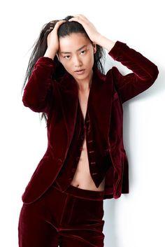 Liu Wen || Sunday Times Style Magazine (September 2012)