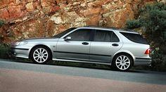 2005 Saab 9-5 SportEstate Wagon