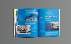 """hw.d / Geschäftsbericht und Jahrbuch """"Ansichten"""" 2015"""