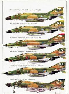 Me gusta, 8 comentarios - ° Air Airplane Fighter, Fighter Aircraft, Military Jets, Military Aircraft, Air Fighter, Fighter Jets, F4 Phantom, Aircraft Painting, Jet Plane