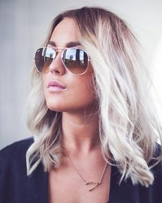 Lob @ Hair Color and Makeover Inspiration