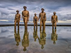 """""""I shall return"""" Words of General Douglas MacArthur in 1942 as he left the Philippine Islands during World War II. MacArthur kept his promise and on oktober 20 1944 he returned on red beach, Palo, Leyte, The Philippines. This memorial reminds the day. Leyte, The Philippines. Photo taken by Jan Pleiter"""