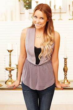 LC Lauren Conrad for Kohl's Spring 2012 Lookbook 5