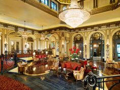 A Royal Retreat at the Historic St. Regis Rome