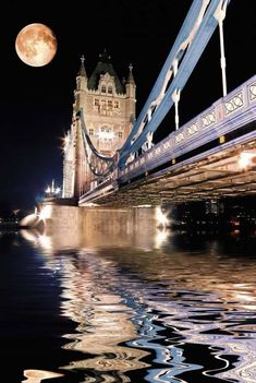 Tower Bridge, London, UK - I would have loved to have seen it at night, but it was just as magnificent during the day!