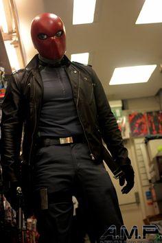 red hood cosplay | Jason Todd Red Hood Cosplay