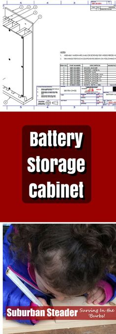 Having trouble organizing your batteries at home? Enter the solution to your problem: the battery storage cabinet!