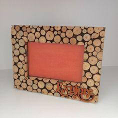 https://www.etsy.com/ethelsgranddaughter/listing/278232846/wood-slice-picture-frame-woodland