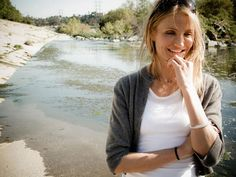 Cameron Diaz's Excellent Adventure.. Cameron hits the road to learn what worries us most about the environment. Watch the documentary here