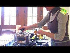 Receta de sopa de azukis hokkaido - Raquel Magem - generacionnatura.org - YouTube