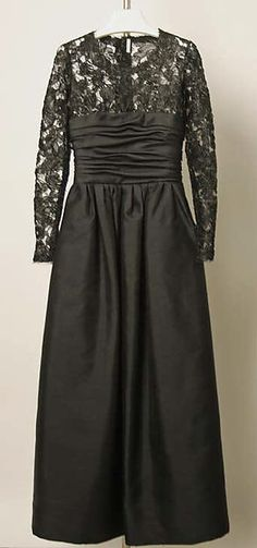 Evening dress, Designer: House of Patou   (French, founded 1919), Designer: Christian Lacroix, (French, born 1951), Date: 1987,  Culture: French, The Metropolitan Museum of Art
