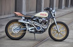 Mule Motorcycles / Web Surfer Two #TheRide