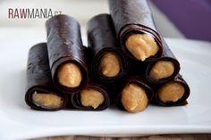 Trubičky s vanilkovým krémem