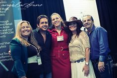Conquer celebrates MAIC 2014 with Mack Mckinney, CEO Amanda Ridinger and Michele & Tony Molinaro