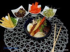 Moje Małe Czarowanie: Japońska zupa Ramen - japoński rosół