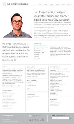 Great profile layout choice