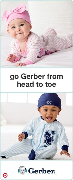 Find the perfect gift or save a bundle on stylish and exclusive essentials. Gerber has baby covered in comfort.