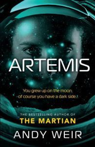 You might know Andy Weir from his legendary book, which was made into a movie, The Martian. His new book is just as interesting and intense, this time with a bad-ass woman as a main character. Read Book Dragon's review for more details.