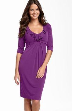 #Donna Ricco              #Dresses                  #Donna #Ricco #Ruffle #Matte #Jersey #Dress #(Regular #Petite) #Black         Donna Ricco Ruffle Matte Jersey Dress (Regular & Petite) Black 12P                                      http://www.snaproduct.com/product.aspx?PID=5226904