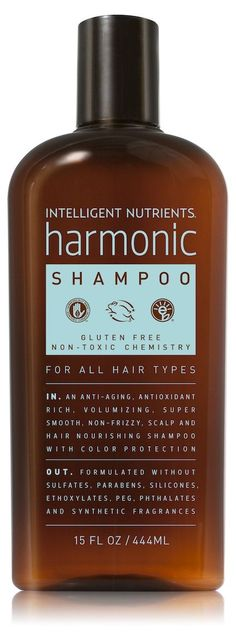 THE BEST NATURAL SHAMPOOS AND CONDITIONERS FOR EVERY HAIR TYPE