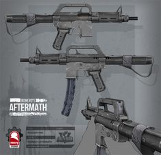 That is an ugly-ass SMG