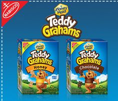 Teddy Grahams Coupon!