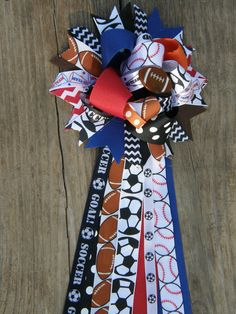 sports baby showermum baby showercorsage by bonbow on Etsy, $16.99