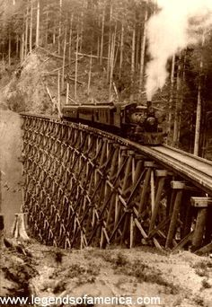 railroad bridges with trains - Google Search