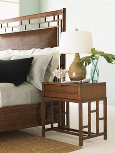 The Tommy Bahama Ocean Club Kaloa Nightstand From Furniture Crate Where You Ll Also Find Lowest Prices On All