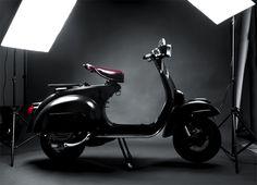 MOTORCYCLE   VESPA GT 125