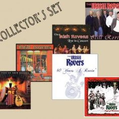 ALBUMS / CDs | The Irish Rovers Online Store Irish Rovers, Albums, Store, Board, Larger, Business, Shop