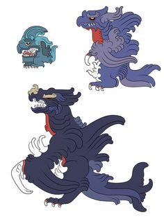 18 Pokémons reimaginados como deuses maias