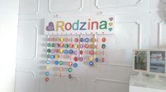 Nasze rodzinne daty Mozna zamóić tu http://pl.dawanda.com/shop/Beademi