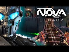 N.O.V.A. Legacy APK 1.1.5 (pure 20MB)+Mod Money for Android | FREE4PHONES