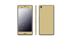 https://flic.kr/p/wsbXhB | champagne gold | Sony Xperia Z3 T-Mobile D6616 or International Dual Sim D6633 Now available for purchase!!  Click the link below to make your purchase: www.stickerboy.net/pages/sony-xperia-z3-skin-series