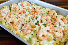 Lobster, Crab and Shrimp Baked Macaroni and Cheese Recipe |Cooking With ...