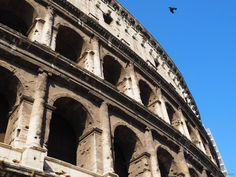 Overome Colosseum tour review from We3Travel