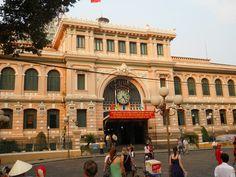 Hi Chi Minh City Post Office