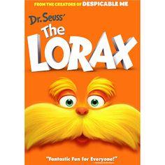 *HOT* The Lorax DVD $3.99