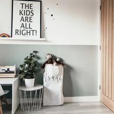 How to pick the right paint colour for any children's room. Boys bedroom, sage green lower half with white above, simple and minimal scandi style. Boy Toddler Bedroom, Boy Room, Kids Bedroom, Bedroom Ideas, Childrens Bedrooms Boys, Room Kids, Toddler Boys, Bedroom Decor, Scandi Bedroom