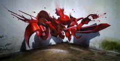 Graffiti 3D | ODEITH