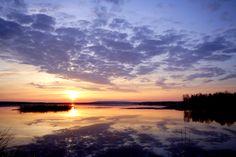 When it's light in Lapland, it's light 24/7.